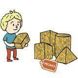 Giochi in legno Offerta